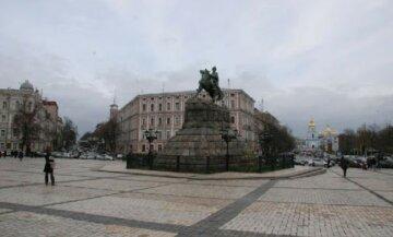 Киев пасмурно