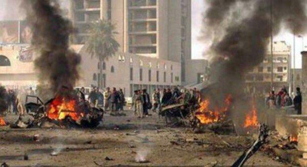 Перші кадри з місця страшного вибуху в Багдаді (фото, відео)