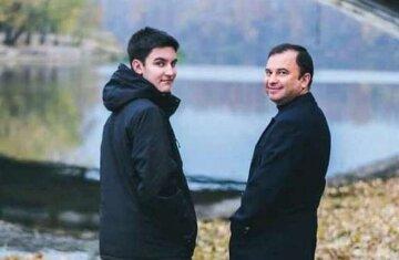 """Виктор Павлик заговорил о покойном сыне, молодая жена не выдержала: """"Покойся с Богом, ты теперь..."""""""