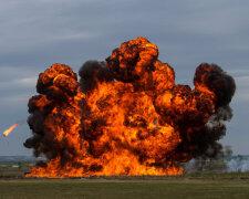 взрыв ато оос