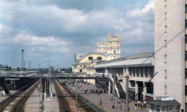 вокзал, Харьков