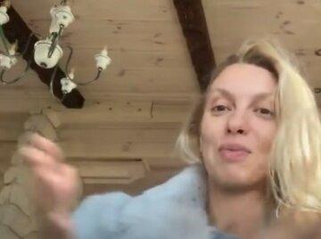 """Полякова з чоловіком показали, хто ще живе в їх розкішному особняку: """"Ой, дивись як..."""""""