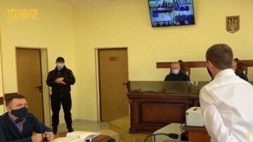 Довбиша відпустили з під варти, а Кухарчука – залишили: Нацкорпус повідомив про рішення суду