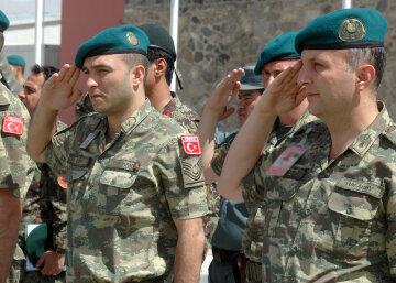 турецкие военные армия Турции Турция