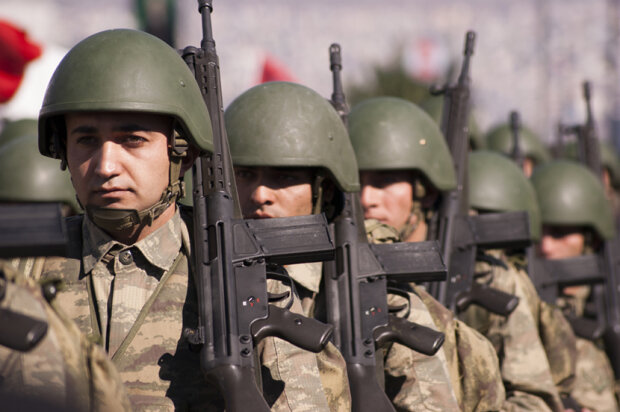 Туреччина армія