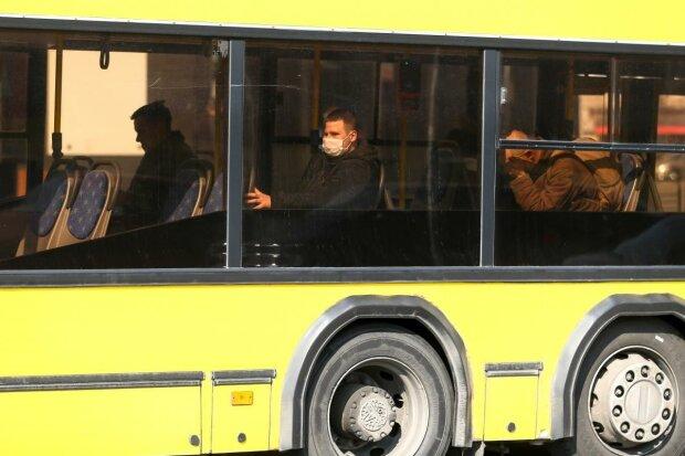 """Водій """"під кайфом"""" возив пасажирів у Києві, фото: """"зупинили автобус і..."""""""