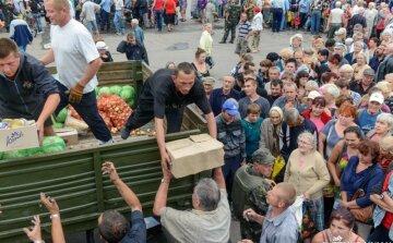 Голод Донбасс