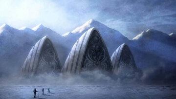 неизвестная цивилизация
