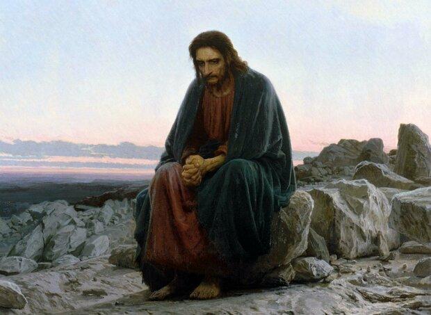 великий пост иисус
