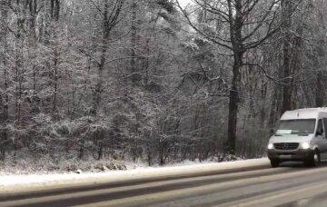 Морозы до -16 и метели: стихия надвигается на Киев