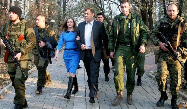 Хамство жены Захарченко шокировало работников больницы (фото)