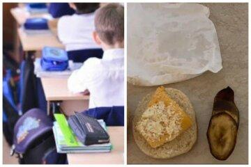 """""""Накормите этим людей в Раде"""": питание в школьной столовой потрясло украинцев, скандальные фото"""