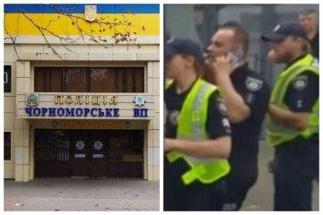 В туалете отдела полиции найдено тело человека: детали странной трагедии под Одессой