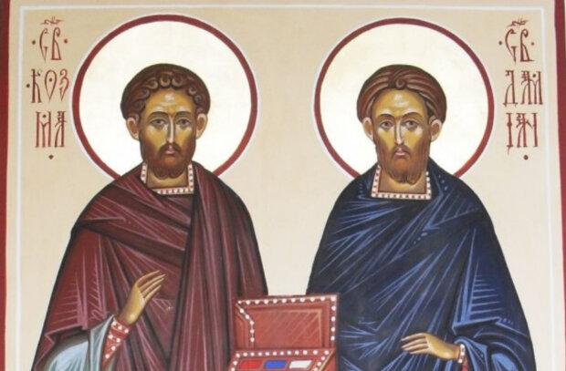 Чудотворці Косма і Даміан 14 листопада: що потрібно встигнути зробити в цей день