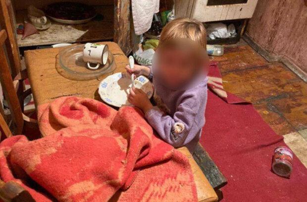 """В Днепре родители растили троих детей в нечеловеческих условиях, невообразимые кадры: """"Черви в ванной и..."""""""