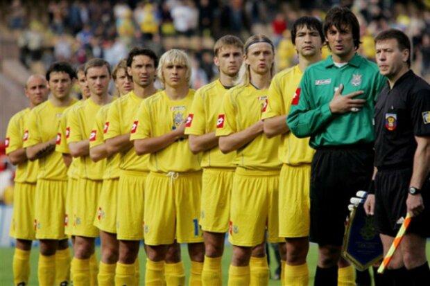 сборная Украины по футболу 2006