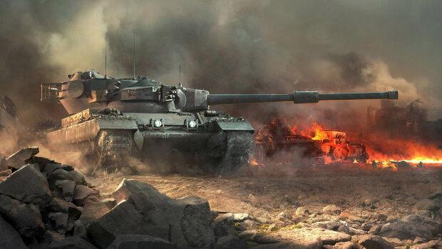 World of Tanks Танк