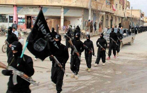 Боевики ИГИЛ (плохое качество
