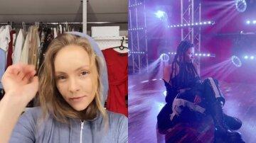 """Шоптенко з """"Танців з зірками"""" заінтригувала кадрами в гримерці з гарячою Мішель Андраде: """"Хоч я і не ваша…"""""""