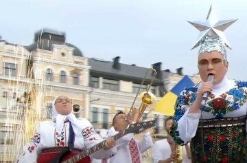 """Зеленського дорікнули за шоу на День незалежності: """"чорти що і збоку Вєрка"""""""