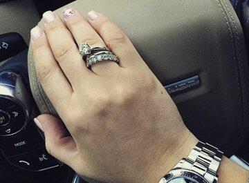 кольцо роскошь богатство машина