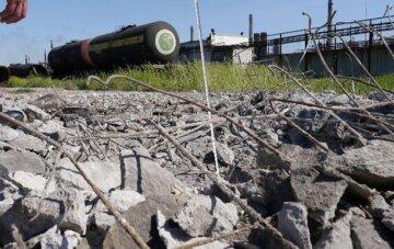 Донбасс, экологическая катастрофа