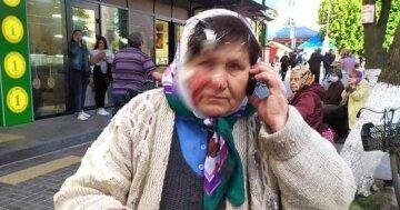 """Розбила банку сметани на голові: бізнес-леді подала в суд на побиту пенсіонерку, """"ця бабка..."""""""