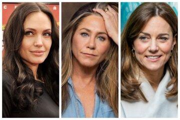 Джоли, Энистон, Кейт Миддлтон и другие богачки, которые привыкли экономить: топ фото скромниц