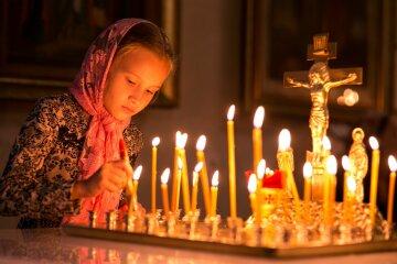 радоница, церковь, свечи, поминовение