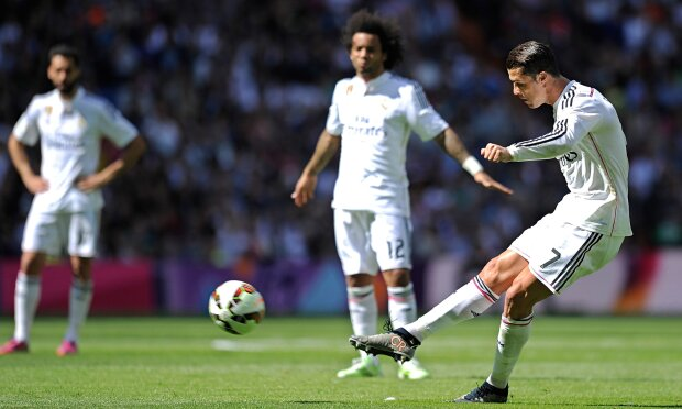 Реал Мадрид футбол