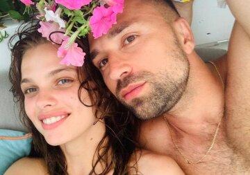 """Крошка-дочь """"Холостяка"""" Михайлюка и модели Даши Хлыстун покорила внешностью: """"Твоя копия"""""""