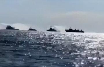 В акваторию Одессы вошли боевые корабли, Зеленский выезжает на место: что происходит