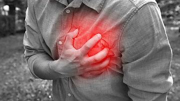 сердце, боль, болит