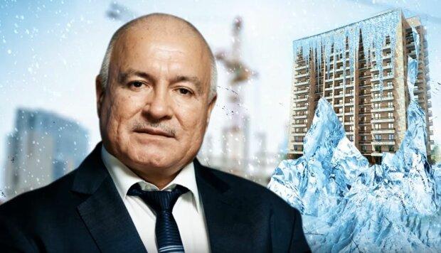 На Київщині власник ЖК «Чайка» Кулагін влаштував мешканцям «льодовиковий період»
