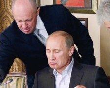 Повар Путина Пригожин