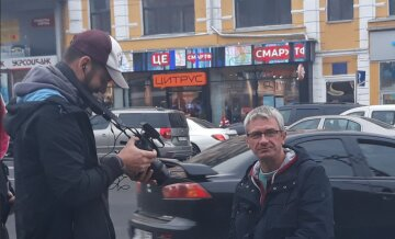 Стало відомо про долю затриманого у центрі Києва пропагандиста НТВ