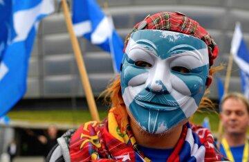 Шотландия брексит