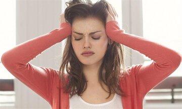 недомогание головная боль