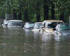 потоп, наводнение