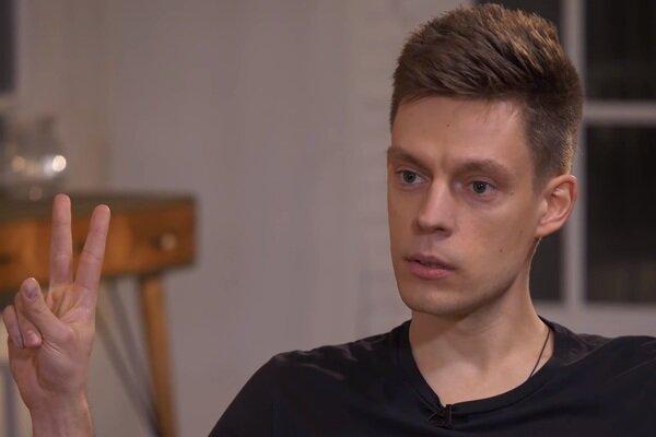 """""""Дуже радий, що українець"""": Дудь розповів, як ставиться до свого походження"""