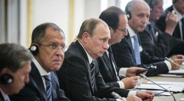 УНИАН Путин Лавров
