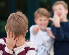 травля булинг мальчик ребенок школьник