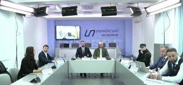 Нацкорпус провел пресс-конференцию в Киеве, посвященную репрессированным патриотам
