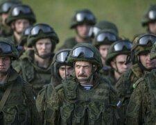 российские войска боевики