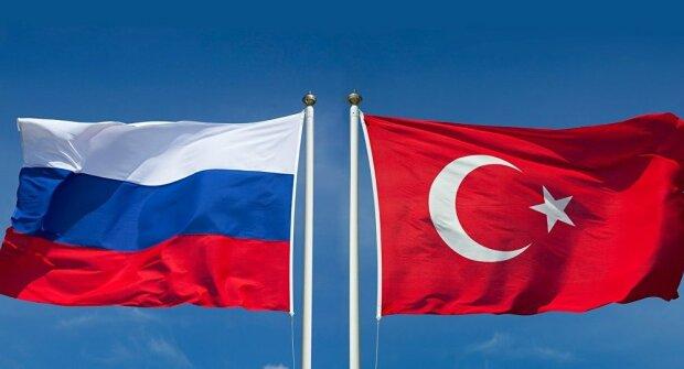 россия турция флаг