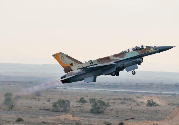 израиль самолет