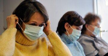 грипп, простуда, заболеваемость