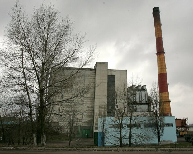 """мусоросжигательный завод """"Энергия"""""""