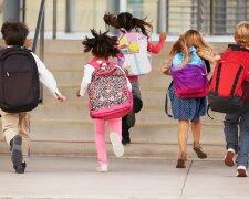 дети школьники