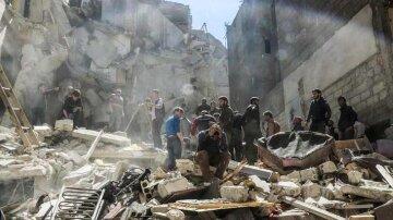 Сирия, химическая атака